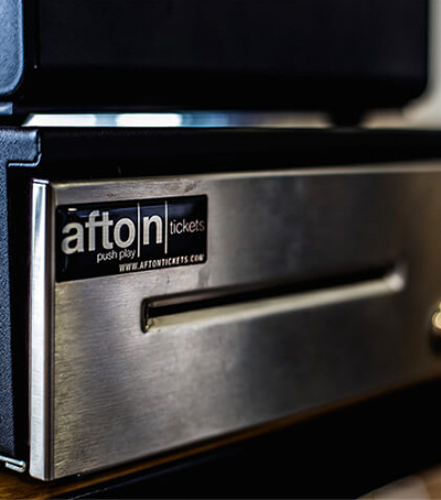 Afton Tickets case study with Hexnode