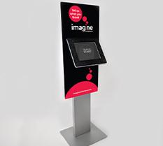 Hexnode, case study on Imagine Exhibitions