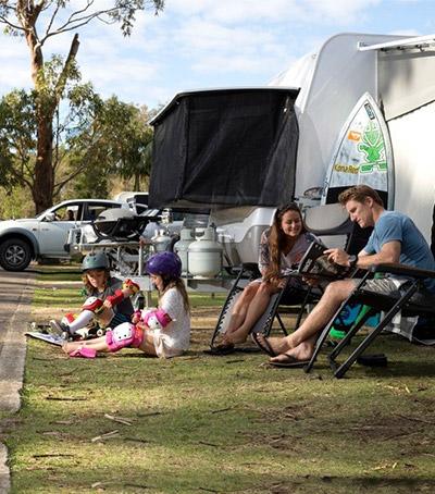nrma parks and resorts case study