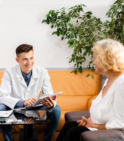 Hexnode case study Physiothérapie Le Sommet
