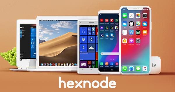 Hexnode logo