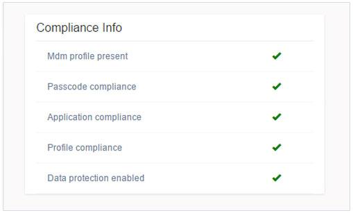 Auto compliance