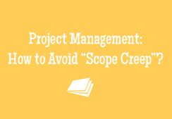 Project management : Scope creep