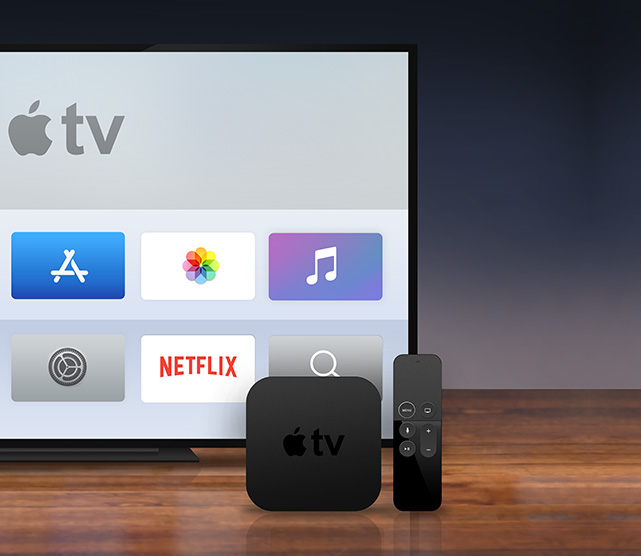 Manage Apple TV with Apple TV MDM